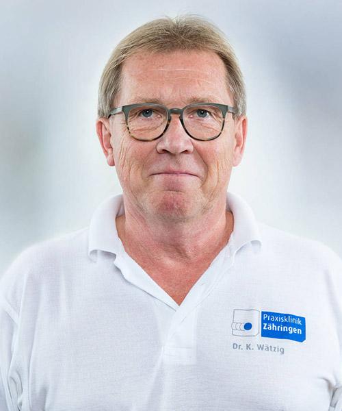 Dr. med. Klaus Wätzig